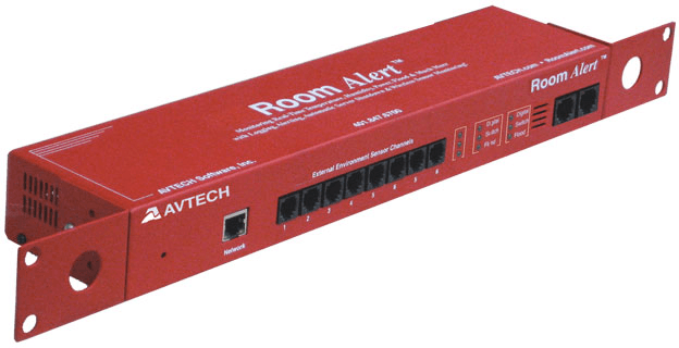 AVTECH Room Alert 32Efrom Critical Power